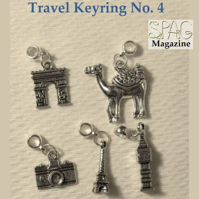 Keyring Travel 04